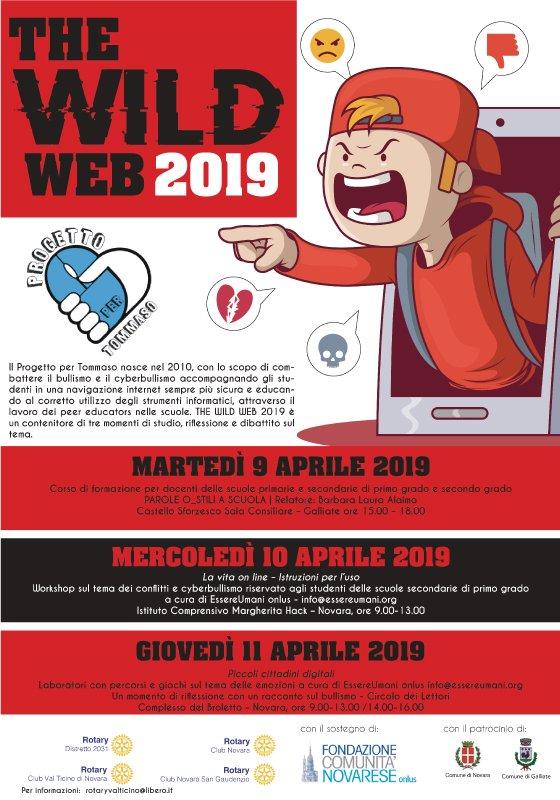 The Wild Web 2019