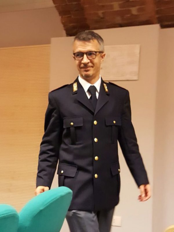 Roberto Musco Polizia